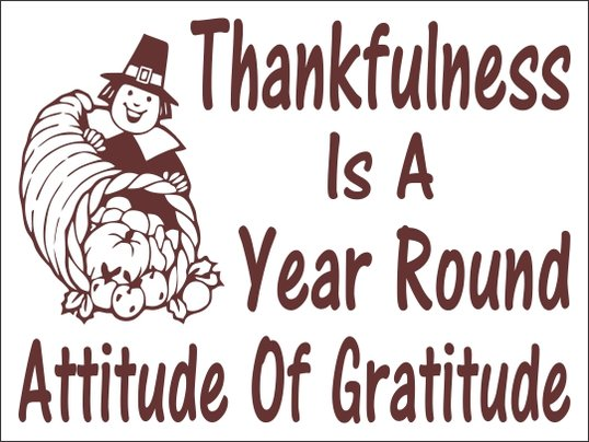 Celebrate Thanksgiving All Year! | KELTON SIGNS & BANNERS®